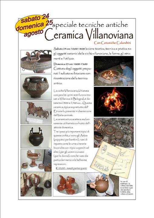 Ceramica Villanoviana