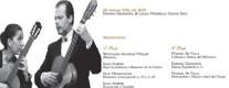 Concerto di Stefano Grondona & Laura Mondiello Guitar Duo