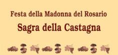 Festa della Madonna del Rosario e Sagra della Castagna