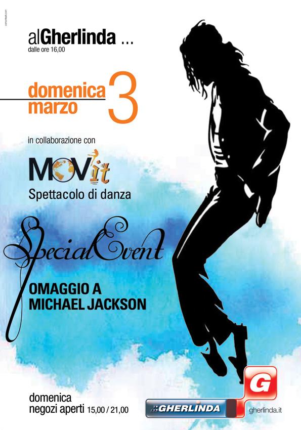 Spettacolo di Danza Mov'It Omaggio a Michael Jackson