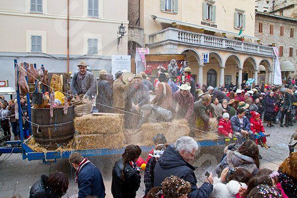 Il Carnevale delle Meraviglie - Assisi