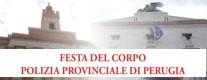 Festa del Corpo della Polizia Provinciale di Perugia
