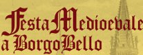 Festa Medioevale di Borgobello 2012