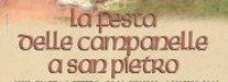 Festa delle Campanelle a San Pietro