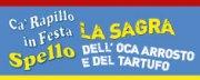 Ca' Rapillo in Festa - Sagra dell'Oca Arrosto e del Tartufo 2019