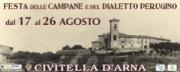 Festa delle Campane e del Dialetto Perugino 2018
