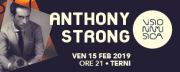 Visioninmusica - Anthony Strong in tour