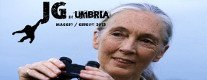 Jane Goodall in Umbria
