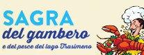 Sagra del Gambero e del Pesce del Lago Trasimeno 2017
