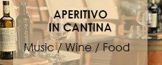 Aperitivo in Cantina con musica Latin Jazz!