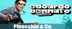 Edoardo Bennato - Tour invernale 2018 Pinocchio & Co.