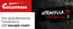 Escape Room al Centro Commerciale Collestrada