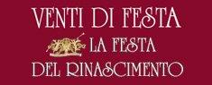 Venti di Festa - Festa del Rinascimento 2019