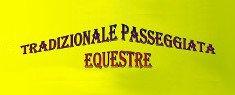 Tradizionale Passeggiata Equestre 2019