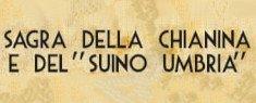 Sagra della Chianina e del Suino Umbria 2019
