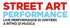 Street Art Performance al Gherlinda