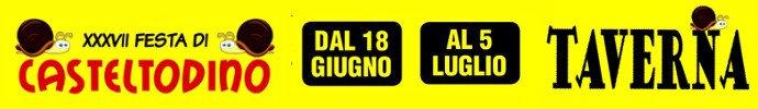 Festa di Casteltodino e Sagra della Lumaca 2015