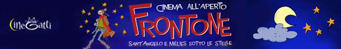 Frontone Cinema all'Aperto 2016
