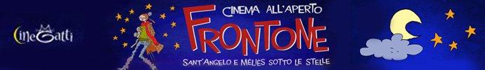 Frontone Cinema all'Aperto 2016