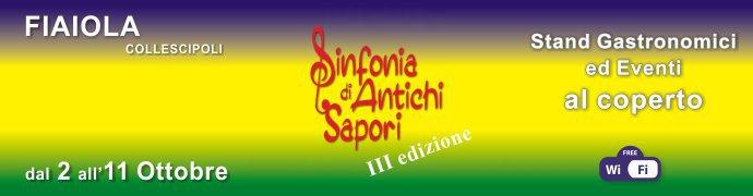 Sinfonia di Antichi Sapori - Fiaiola
