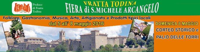 Fiera di S. Michele Arcangelo 2016