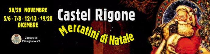 Mercatini di Natale a Castel Rigone 2015