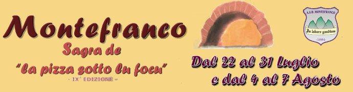 Sagra de La Pizza Sotto Lu Focu 2016