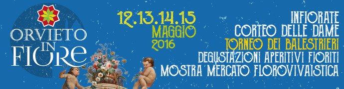 Orvieto in Fiore 2016