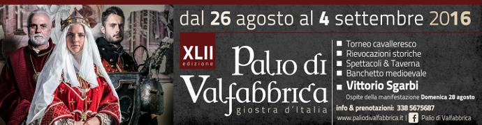 Palio di Valfabbrica - Giostra d'Italia