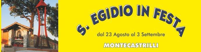 S. Egidio in Festa - Montecastrilli