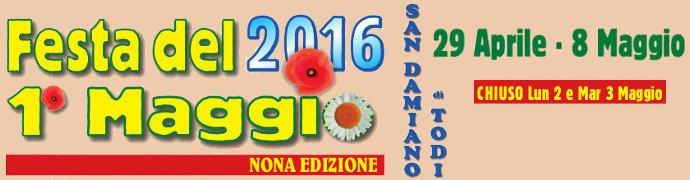 Festa del Primo Maggio 2016