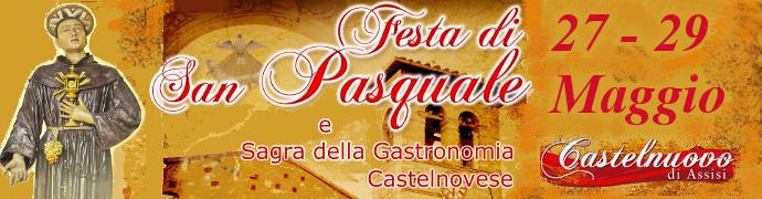 Festa di S. Pasquale e della Gastronomia Castelnovese