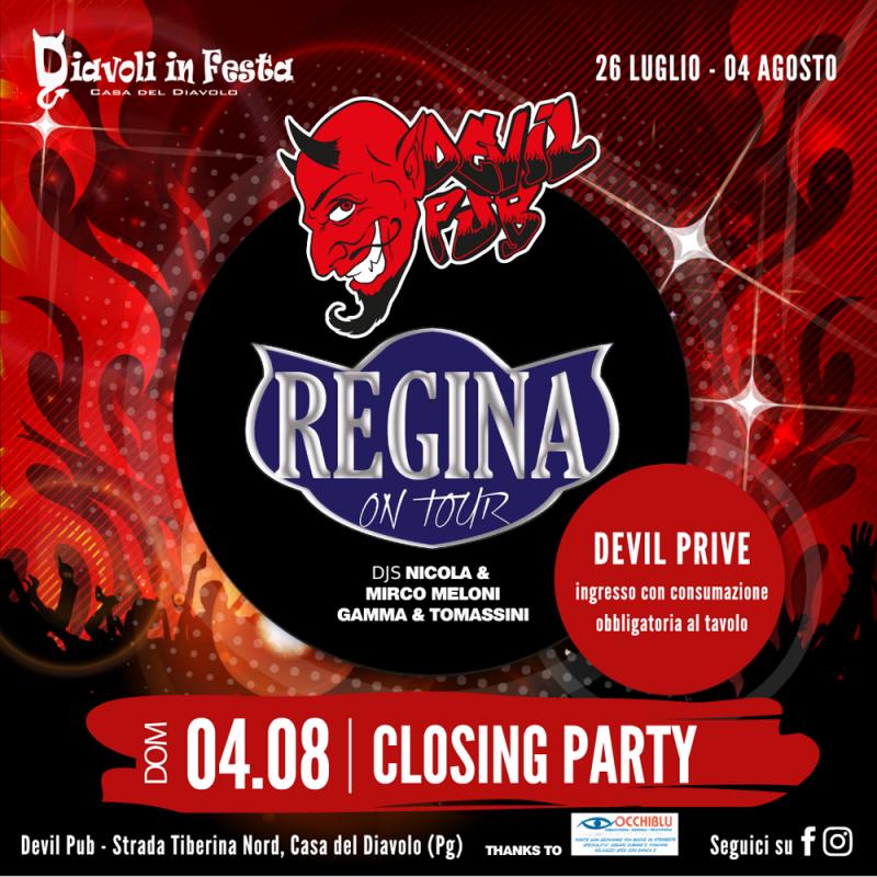 Regina On Tour