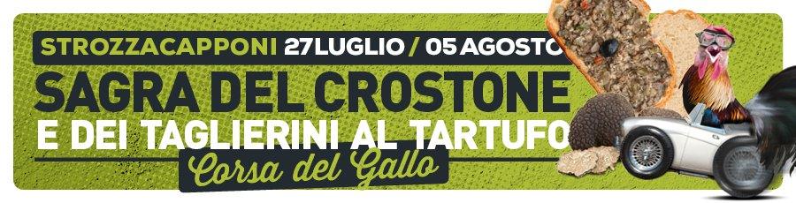 Sagra del Crostone e dei Taglierini al Tartufo 2018