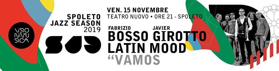 Fabrizio Bosso e Javier Girotto - Latin Mood