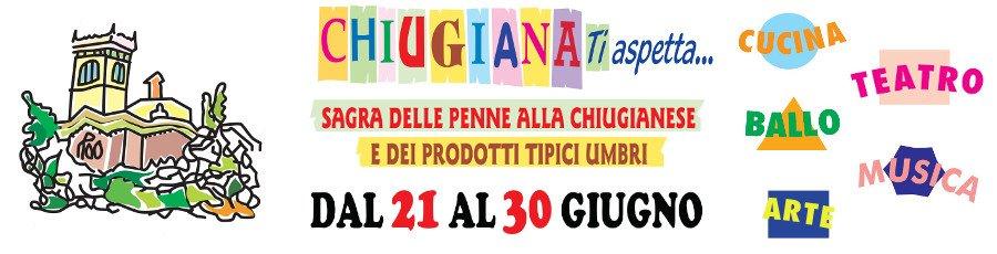 Chiugiana Ti Aspetta - Sagra delle Penne alla Chiugianese 2019