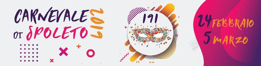 Carnevale di Spoleto 2019
