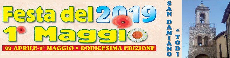 Festa del Primo Maggio 2019