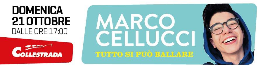 Cellucci a Collestrada