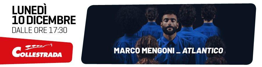 Marco Mengoni al Centro Commerciale Collestrada