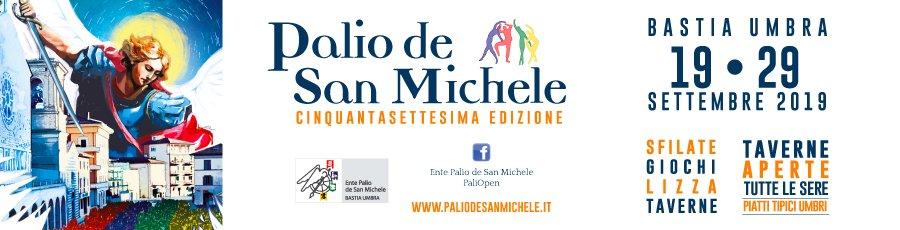 Palio de San Michele 2019