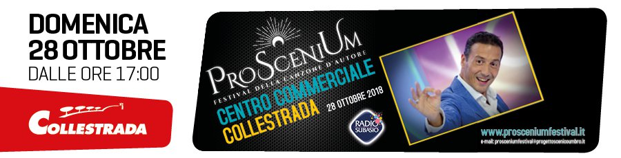 Proscenium Festival a Collestrada
