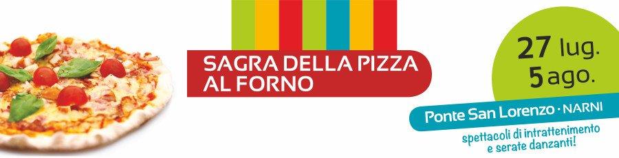 Sagra della Pizza al Forno 2018