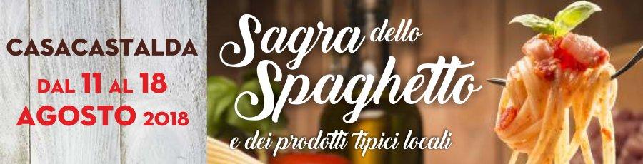 Sagra dello Spaghetto e dei Prodotti Tipici Locali 2018