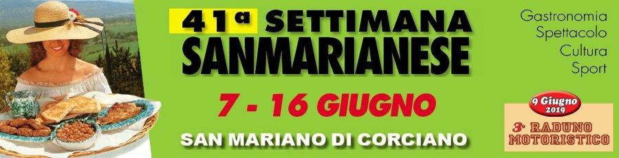 Settimana Sanmarianese 2019