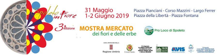 Spoleto in Fiore 2019