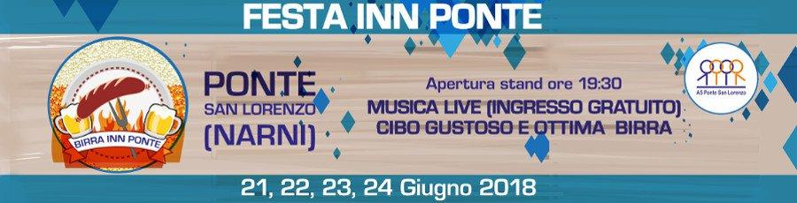 Festa Inn Ponte 2018
