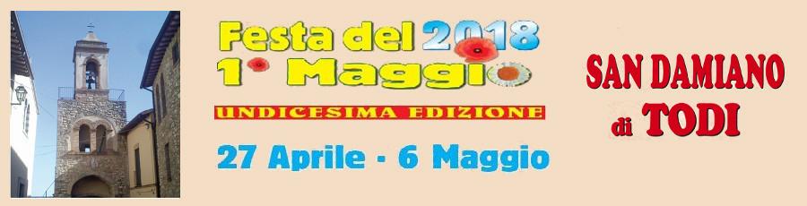 Festa del Primo Maggio 2018