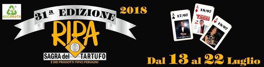 Sagra del Tartufo 2018