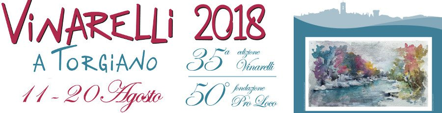 Vinarelli a Torgiano 2018